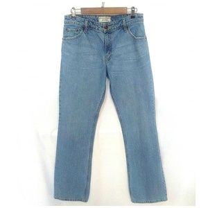 Levi's Light Wash High Waisted Bootcut Jeans